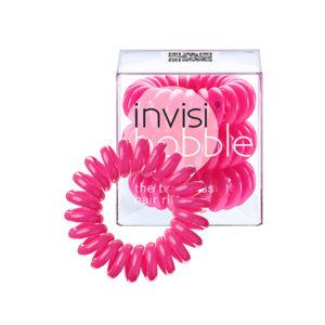 Резинка-браслет для волос Invisibobble Candy Pink, 3 шт