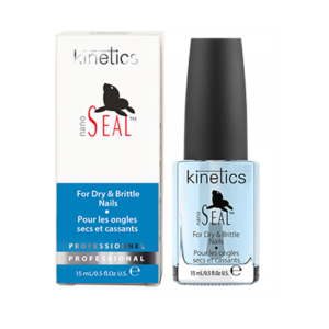 Nano Seal - ухаживающее покрытие для сухих и ломких ногтей